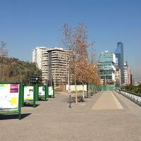 Parque Bicentenario - Vitacura