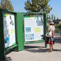 Parque Fluvial Renato Poblete - Quinta Normal