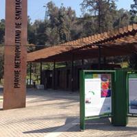 Parque Metropolitano, Sector Pedro de Valdivia