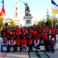 Plaza Los Heroes - Rancagua