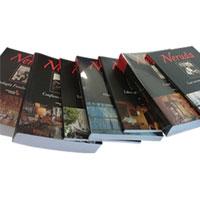 Set de 7 Libros de Neruda